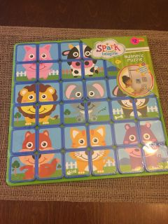 Magnetic Puzzles *Brand New*