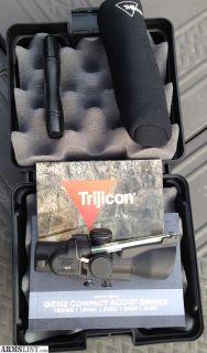 For Sale/Trade: Trijicon ACOG