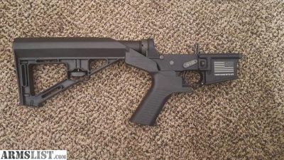 For Sale: Ar15 Ar-15 Lower SSAR SlideFire