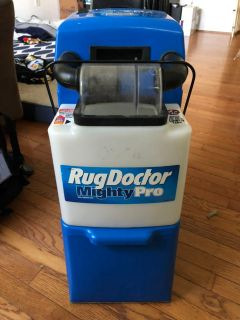 Rug Doctor Mighty Pro
