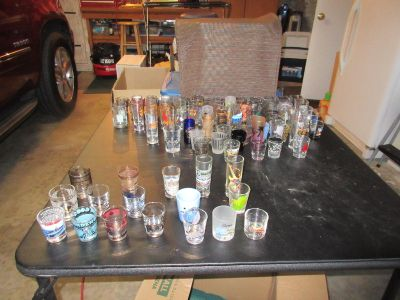 Jigger Collection