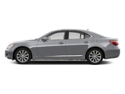 2011 Lexus LS 460 L (Mercury Metallic)