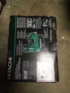 "Hitachi NT1865DM Li-Ion 16 Gauge Straight Cordless Finish Nailer, 1"" to 2-1/2"" #NT1865DM"