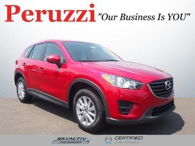 2016 Mazda CX-5 (Soul Red)