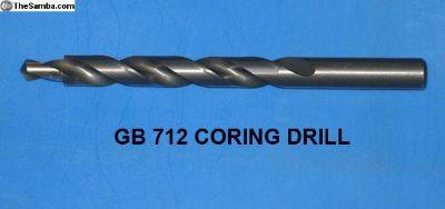 Gene Berg coring drill