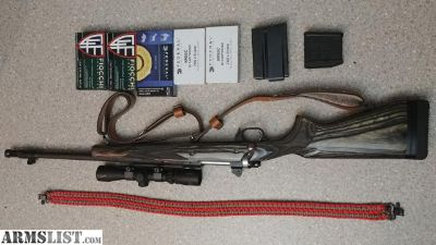 For Sale/Trade: Ruger Gunsight Scout .308