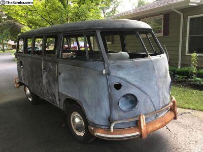 1962 OG 15 Window Deluxe