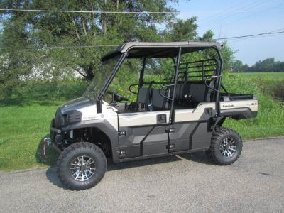 2018 Kawasaki Mule PRO-FXT RANCH EDITION Side x Side Utility Vehicles Warsaw, IN