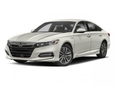 2018 Honda Accord Hybrid 4DR HYBRID (White Orchid Pearl)