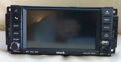 Purchase DODGE CHRYSLER JEEP CD PLAYER HIGH SPEED RBZ MP3 HARD DRIVE DVD UNIT RADIO MYGIG motorcycle in Danbury, Connecticut, US, for US $295.00