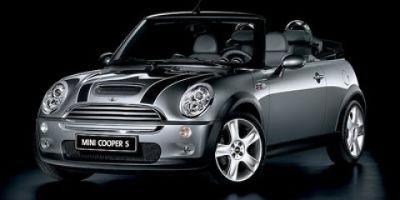2008 MINI Cooper S (BROWN)