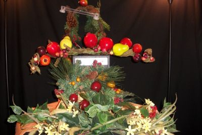 Complete Kitchen Decor of Apples (T=34)