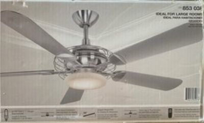Hampton Bay Vercelli 52 in ceiling fan