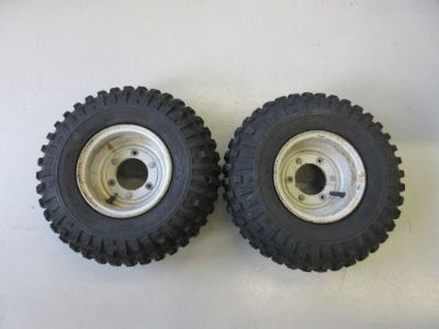Buy 1987 FourTrax70 Rear Tires Wheels 3 Lug Wheels 16x8.07 TRX70 TRX 70 87 motorcycle in Manchester, Connecticut, United States, for US $99.99