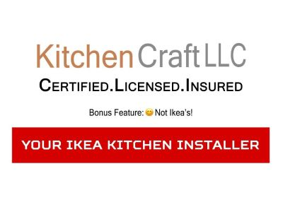 Kitchen Craft LLC Ikea Kitcen Installation Svc