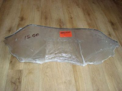 Buy NEW Sno Stuff Moto-Ski Mirage 300 Windshield 450-915 1979 motorcycle in Green Bay, Wisconsin, United States, for US $40.00
