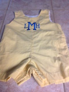 18 Month Sir John Romper