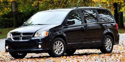 2012 Dodge Grand Caravan SE (Bright Silver Metallic)