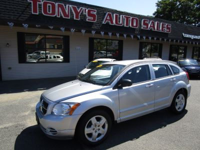 2009 Dodge Caliber SXT (Bright Silver Metallic)