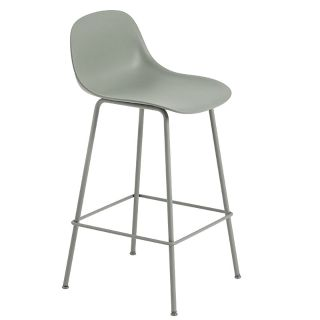14 Muuto sleek Fiber High Chairs