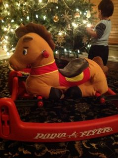 Radio flyer Soft And Bounce Horse