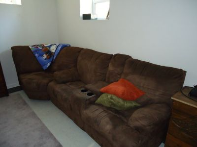 3 piece microfiber couch