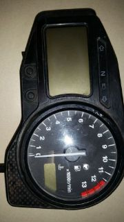 Sell Honda CBR 954 954rr Gauges gauge dash 02-03 instrument speedo motorcycle in Lewisville, Texas, United States, for US $110.00