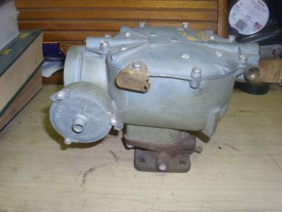 "Purchase ROCHESTER 7002570 TURTLE BACK""CARBURETOR 1949-1950 OLDSMOBILE 8 CYL ENGINES motorcycle in Chicago Heights, Illinois, United States"