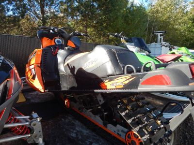 2007 Arctic Cat Crossfire 8 Trail Sport Snowmobiles Concord, NH