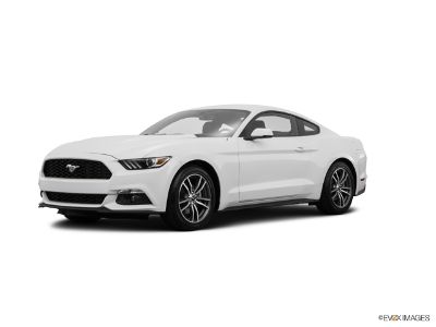 2016 Ford Mustang EcoBoost (Oxford White)