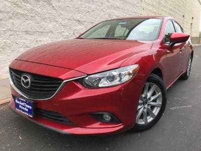 2015 Mazda Mazda6 i Sport (Soul Red Metallic)
