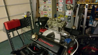 Small Block Chevy Complete
