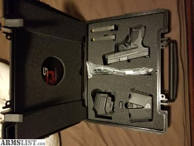 For Trade: Springfield XDS 45ACP