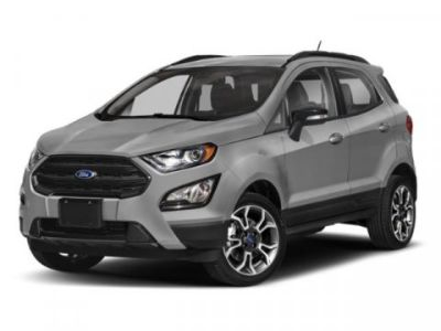 2019 Ford EcoSport SE (Ruby Red Metallic Tinted Clearcoat)