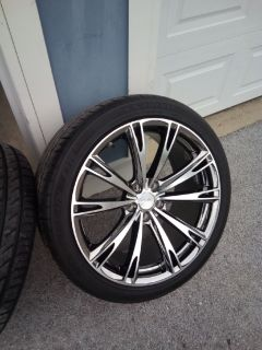 "22"" Tires and Rims"