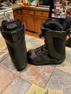 Ride Boots Worn Once!