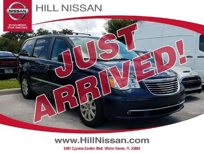 2013 Chrysler Town & Country Touring (BLUE)