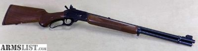 "For Sale: Marlin 1894FG 20"" JM"