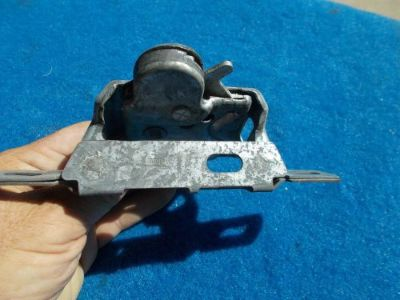 Find Vintage Original FOMOCO Hood ? Latch Actual Application Unknown 2 motorcycle in Great Bend, Kansas, United States