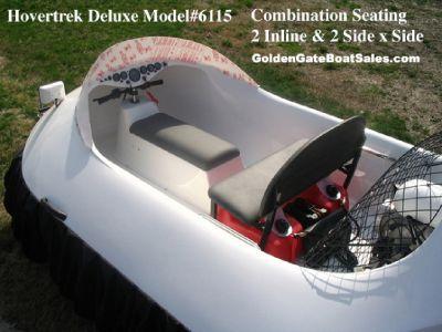 Brand New 14 Neoteric Hovertrek 6115 Deluxe Hovercraft