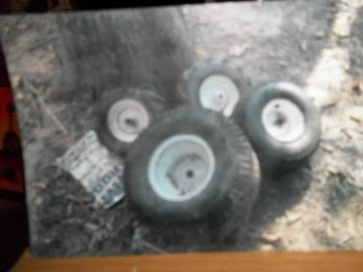 I Have Tires For Riders Mowers (waco)