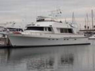 1986 Christensen Yacht fisher