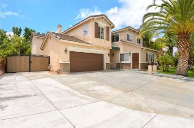 6 Bedroom 5 Bathroom Two Story Home for Rent in Murrieta