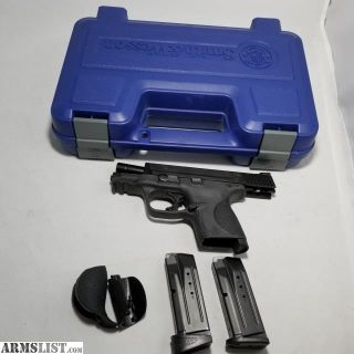 For Sale: SMITH AND WESSON M&P 9C