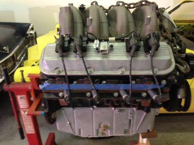 8100 Vortech Truck Engine