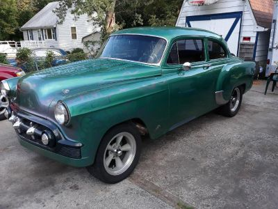 1953 Chevy 210 Post