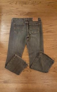 Lucky brand jeans sweet and low boot cut size 29