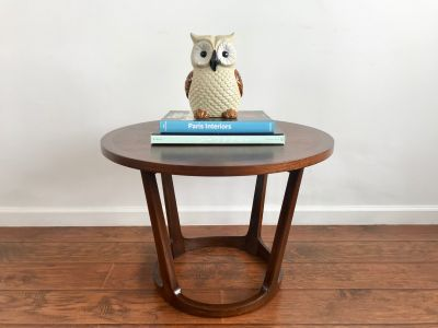 MID CENTURY MODERN Adrian Pearsall Lane Side Table