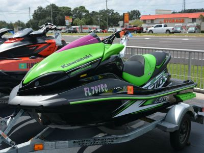 2016 Kawasaki Jet Ski Ultra 310R 3 Person Watercraft Clearwater, FL
