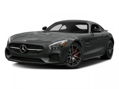 2016 Mercedes-Benz AMG GT S (designo Diamond White Metallic)